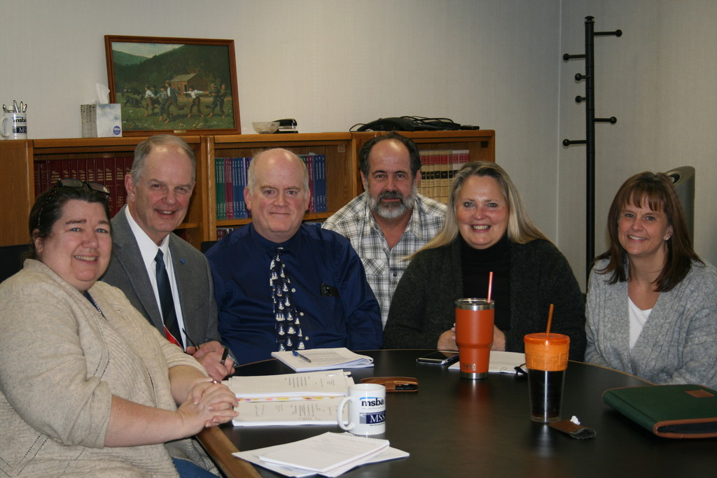 MSBA Resolution Committee Members